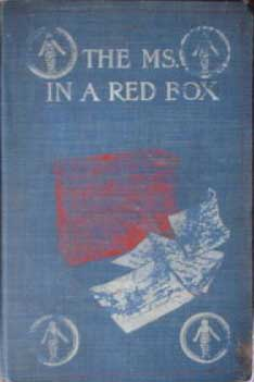 1903 1st Edition -  The M. S. in a Red Box