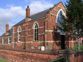 Beltoft Primitive Methodist Church