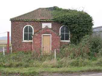 Sandtoft Methodist Chapel - click for link