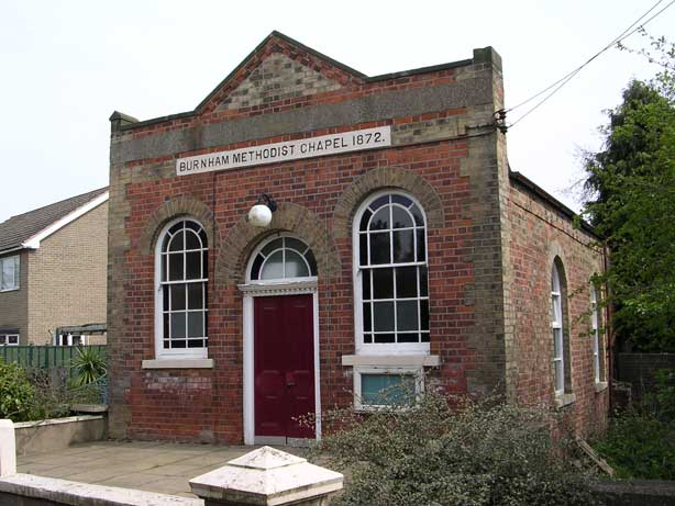 Burnham Methodist Chapel