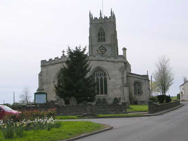 Haxey Church